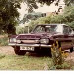 Ford Capri 1600 GTXLR 1970
