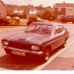 Ford Capri 1600 GTXLR 1971