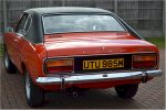 Ford Capri Mark 1 Facelift Back View