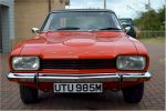 Ford Capri Mark 1 Facelift Front View