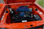 Mark 1 Ford Capri Engine Bay