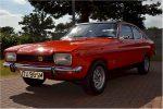 Ford Capri Mk1 1600 GT Facelift